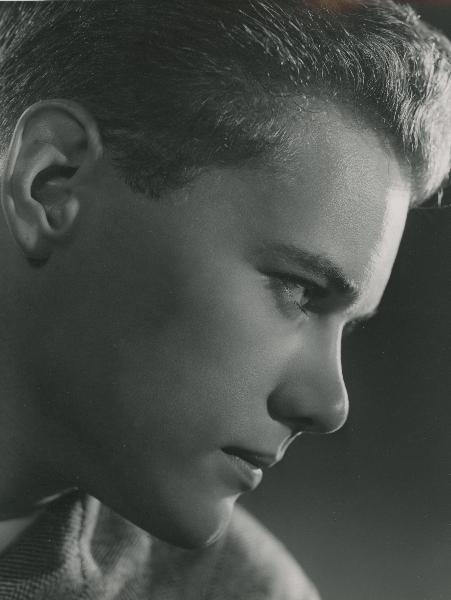 Young Larry Hagman